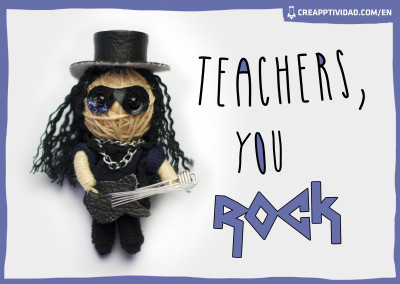 Teacher, You rock